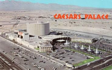 Caesars Postcard