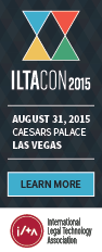 ILTACON 2015 Black background