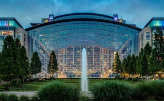 Gaylord National Front Entrance